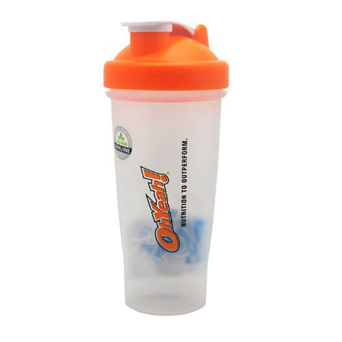 ISS ISS Blender Bottle - Orange - 1 Shaker - 788434109116