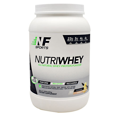 NF Sports NutriWhey - Vanilla - 23 Servings - 850666007062