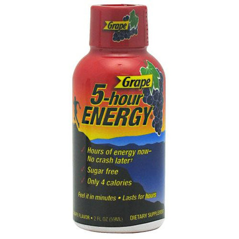 Living Essentials 5-hour Energy - Grape - 12 ea - 719410200121