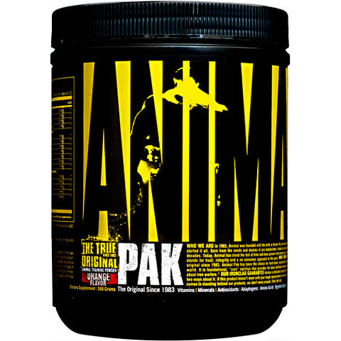 Universal Nutrition Animal Pak - Orange - 22 Servings - 039442032218