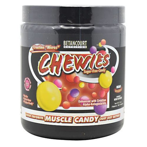 Betancourt Nutrition Chewies Creatine Micros - Berry Blend - 21 Servings - 857487003198