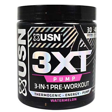 USN 3XT Pump - Watermelon - 30 Servings - 6009706090715