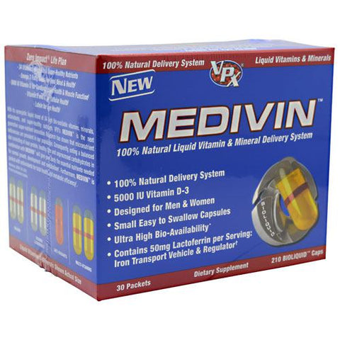 VPX Medivin - 30 Packets - 610764002228
