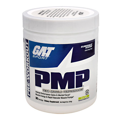 GAT PMP - Green Apple - 255 g - 859613000149