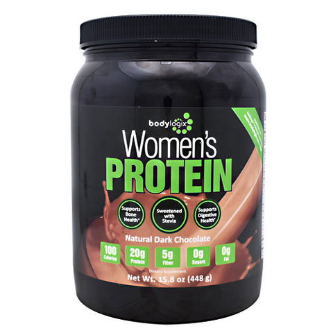 BodyLogix Womens Protein - Natural Dark Chocolate - 14 ea - 694422031263