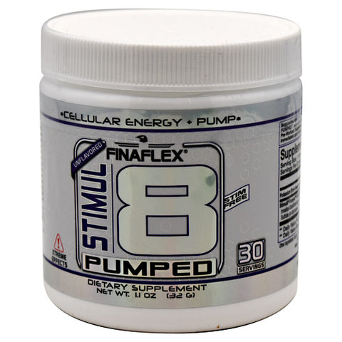 Finaflex Stimul8 Pumped - Unflavored - 30 Servings - 689466777680