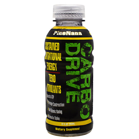 Train Naked Labs Carbo Drive - PineNana - 12 Bottles - 10856675002217