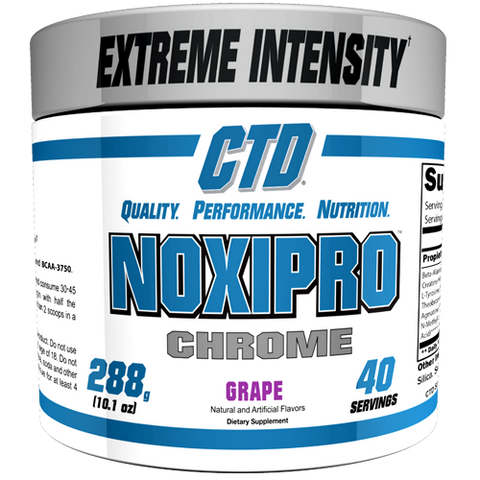 CTD Noxipro Chrome