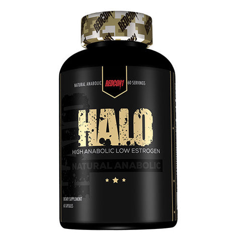 Halo Natural Anabolic