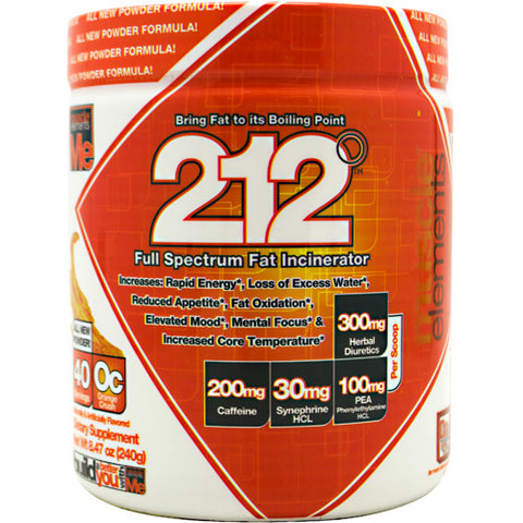 Muscle Elements 212 - Orange Crush - 40 Servings - 811123022202