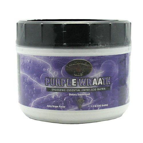 Controlled Labs Purple Wraath - Juicy Grape - 1.2 lb - 895328001446