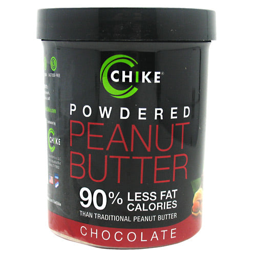 Chike Nutrition Powdered Peanut Butter - Chocolate - 6.2 oz - 185689000326