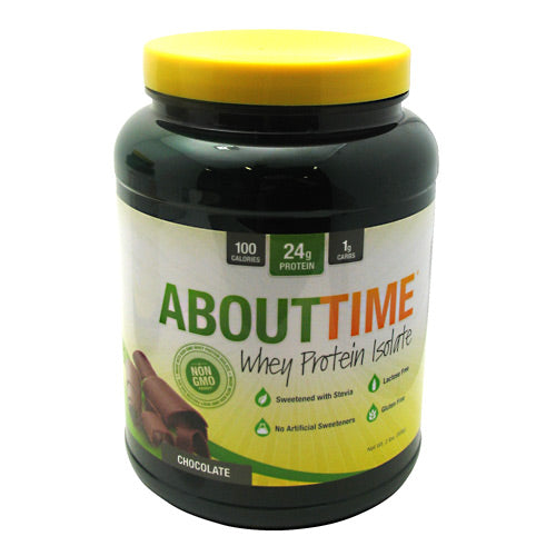 SDC Nutrition About Time - Chocolate - 2 lb - 013964521771