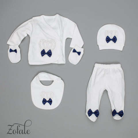 Xavier Navy Bleu Set