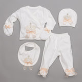Liane Peach Set