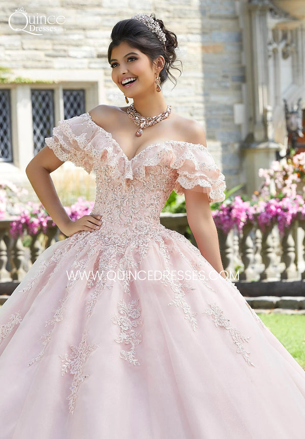 VALENCIA  BY MORI LEE 60107 QUINCEANERA DRESS