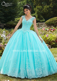 VALENCIA  BY MORI LEE 60104 QUINCEANERA DRESS