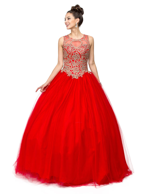 QUINCE COUTURE DESIGNS 1101