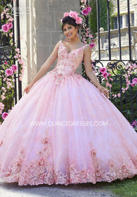 VALENTINA BY MORI LEE 34022 QUINCEANERA DRESS