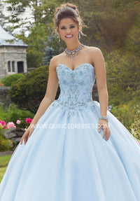 VALENCIA  BY MORI LEE 60101 QUINCEANERA DRESS