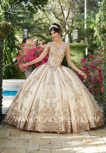 VALENCIA  BY MORI LEE 60121 QUINCEANERA DRESS
