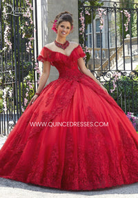 VALENTINA BY MORI LEE 34025 QUINCEANERA DRESS