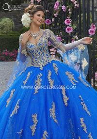 VALENTINA BY MORI LEE 34021 QUINCEANERA DRESS