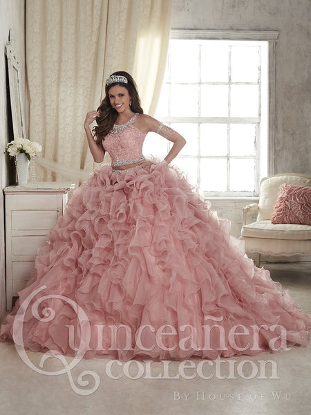 Quinceanera Dress 26813 House of Wu