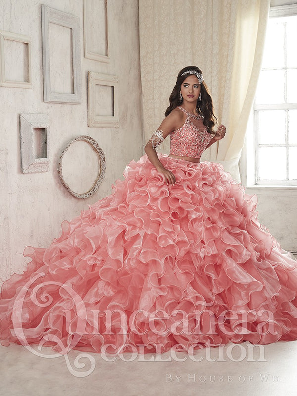 Quinceanera Dress 26830 House of Wu