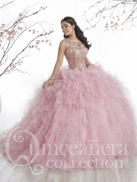 Quinceanera Dress 26835 House of Wu