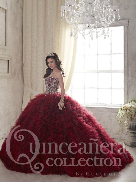 Quinceanera Dress 26838 House of Wu