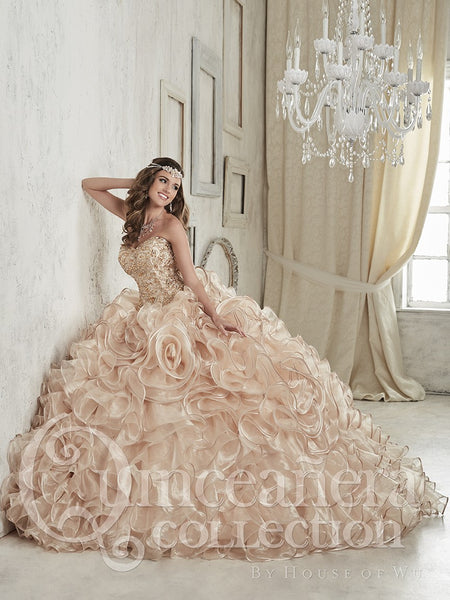 23319c18fe7 Quinceanera Collection Tagged