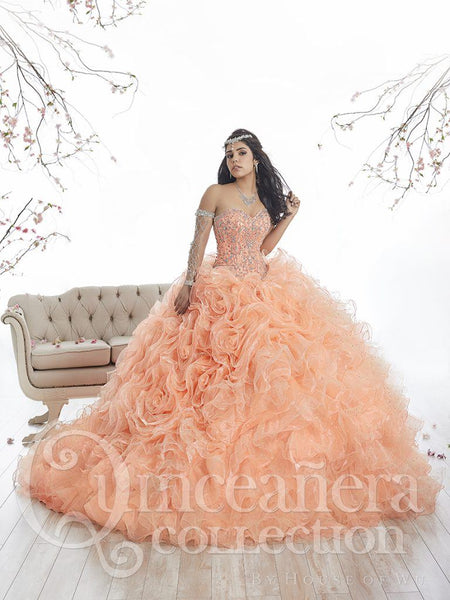 Quinceanera Dress 26847 House of Wu