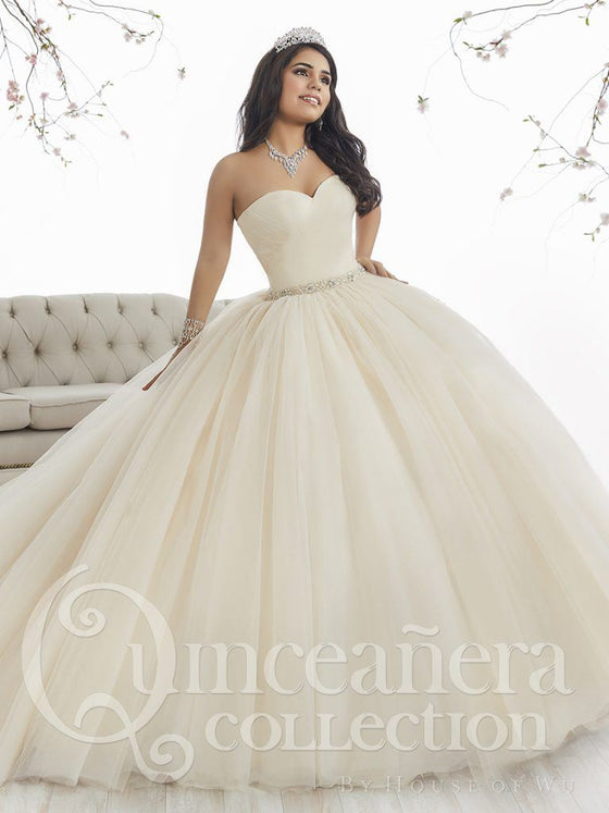 Quinceanera Dress 26849 House of Wu