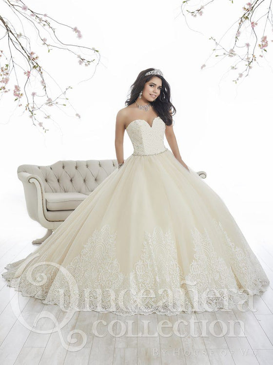 Quinceanera Dress 26852 House of Wu