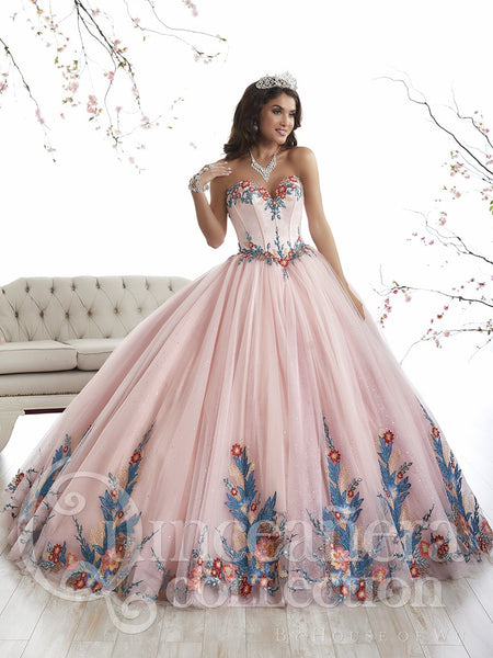 Quinceanera Dress 26869 House of Wu