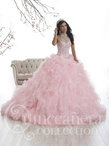 4d0afc809b7 Quinceanera Dress 26871 House of Wu
