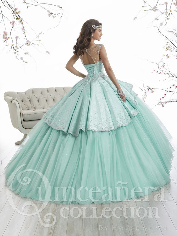 Quinceanera Dress 26873 House of Wu
