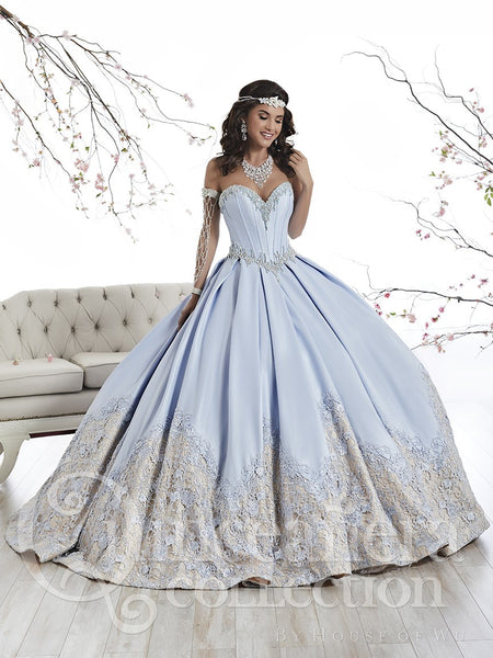 Quinceanera Dress 26874 House of Wu