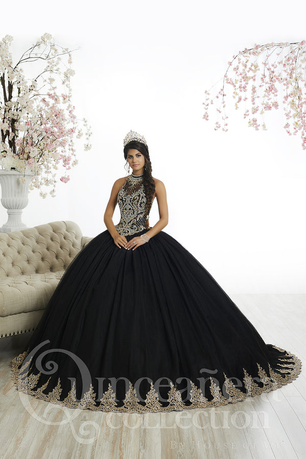 Quinceanera Dress 26881 House of Wu