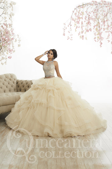 Quinceanera Dress 26882 House of Wu