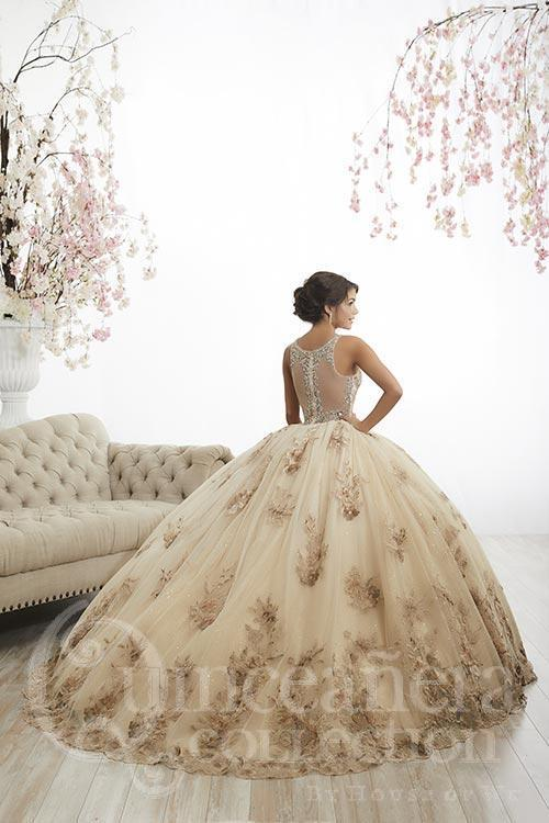 Quinceanera Dress 26884 House of Wu
