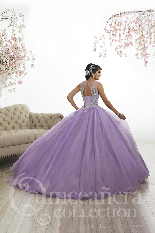 Quinceanera Dress 26885 House of Wu