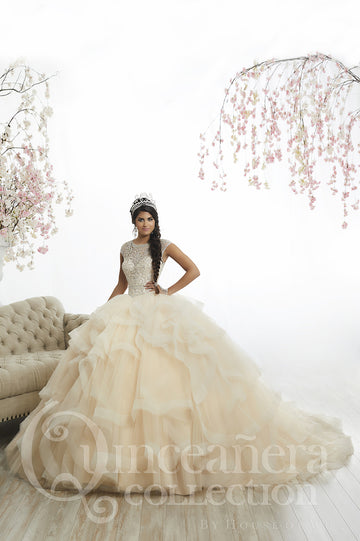 Quinceanera Dress 26886 House of Wu