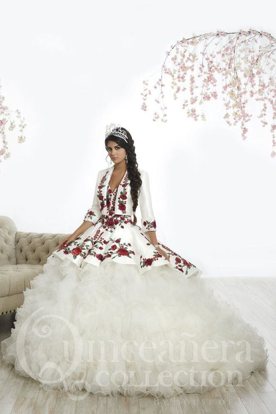 Quinceanera Dress 26892 House of Wu