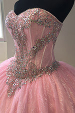 Quinceanera Dress 26896 House of Wu
