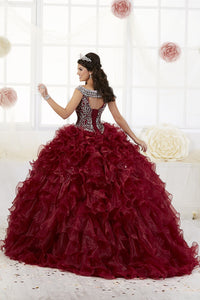 Quinceanera Dress 26897 House of Wu