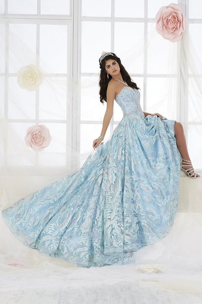 Quinceanera Dress 26900 House of Wu