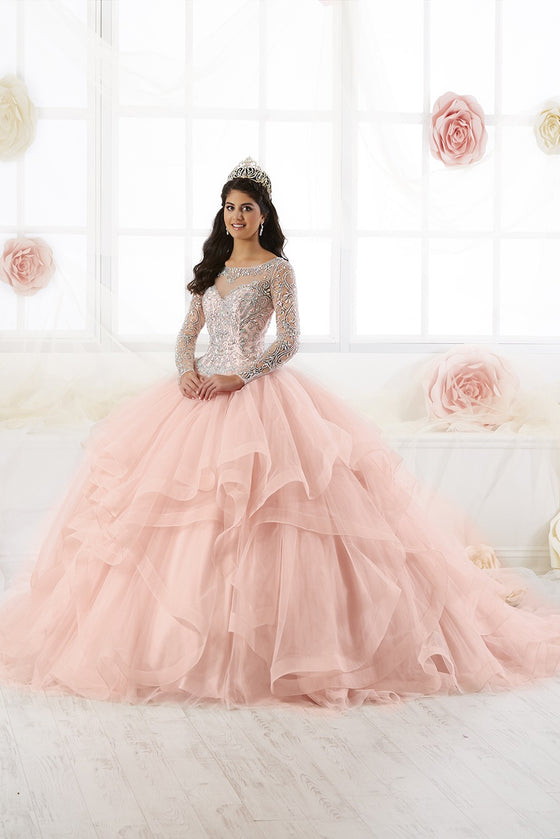 Quinceanera Dress 26904 House of Wu