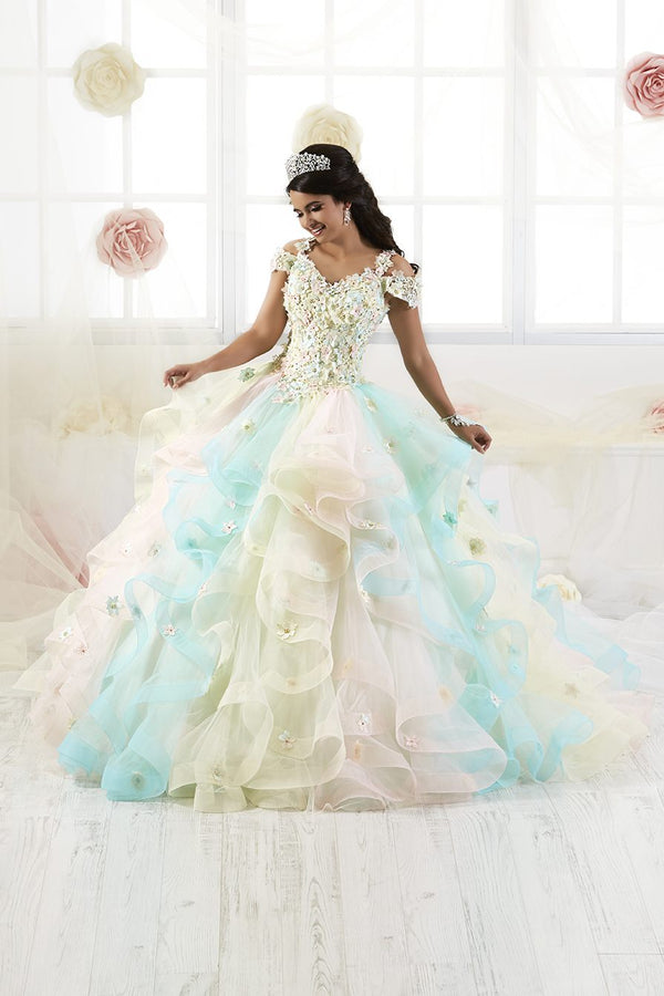 Quinceanera Dress 26905 House of Wu